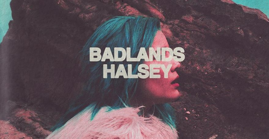 Album Review] Halsey - \'Badlands\' | The Daily Listening