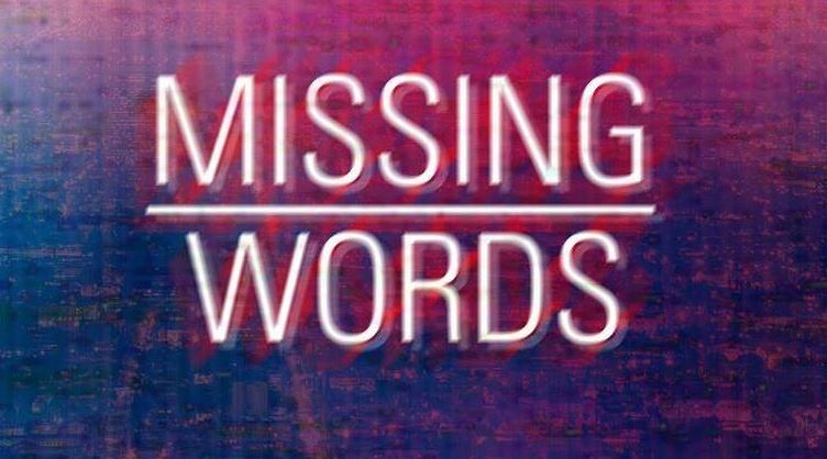 PREMIERE] Missing Words Memories The Daily Listening Delectable Missing Love Memories Images